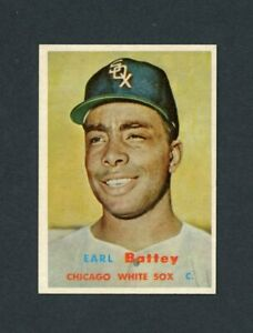 1957-TOPPS-401-EARL-BATTEY-RC-NM