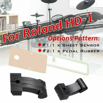 Für Roland HD-1 Hi Hat Rubber Sheet Sensor Aktuator Pedal Rubber Ersatz Kits