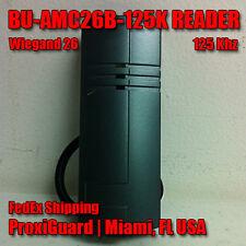 ProxiGuard - 125khz RFID Door Access Control Reader Weigand 26 - BUAMC26B-125K