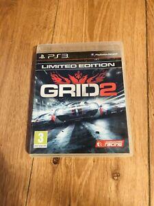 Jeu-PS3-GRID-2-PlayStation-3-En-Bon-Etat-Avec-Boitier