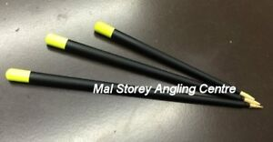 Dave Harrell Angling no 3 Thick Speci Waggler Full Set Red Top Selection Sporting Goods Other Fishing