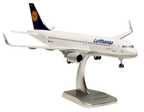 Lufthansa Airbus A320-200 Sharklets 1:200 Limox Wings LH36 Modell A320 Fahrwerk
