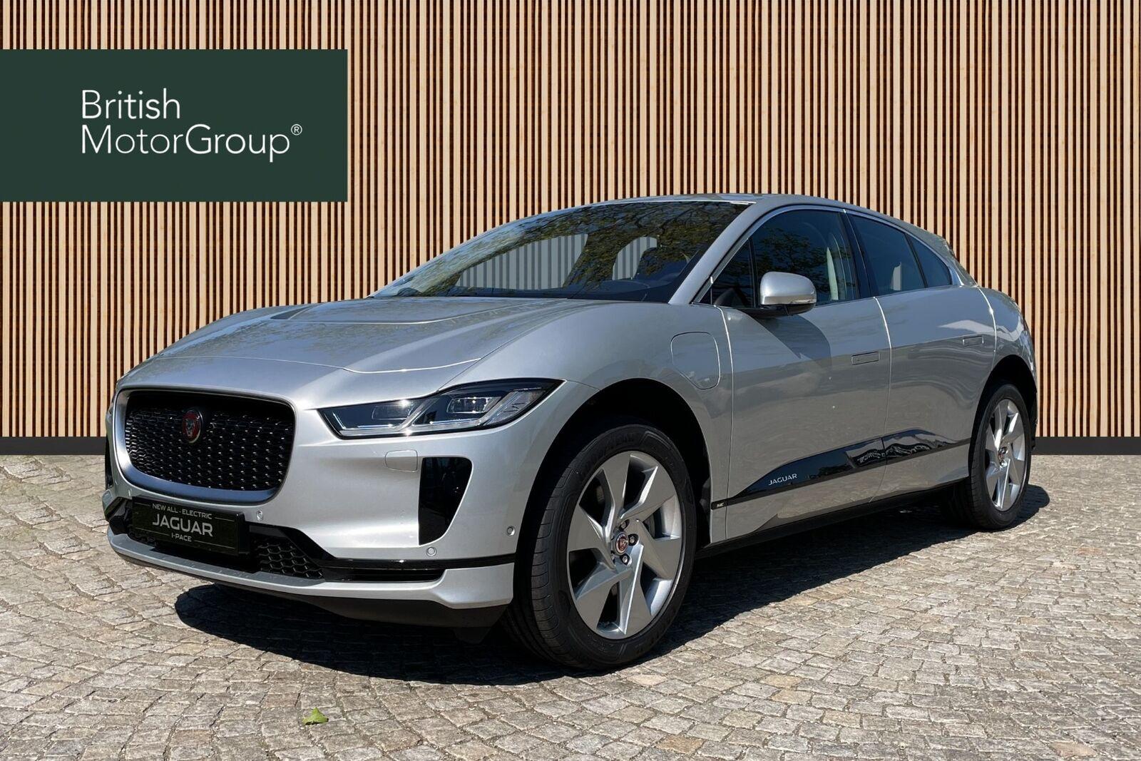 Jaguar I-Pace  EV400 SE aut. AWD 5d - 550.000 kr.