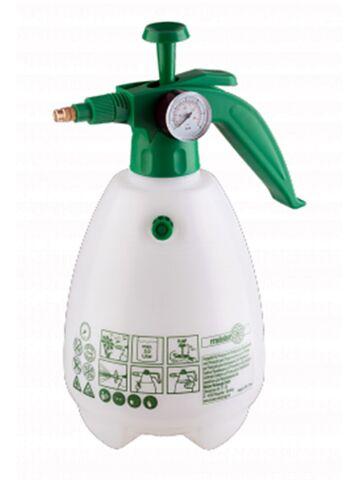 IRRORATRICE a compressione 2 L MANOMETRO fertilizzante VERNICIATORE SPRUZZO IRRORATRICE PIANTE VERNICIATORE spruzzo erbacce