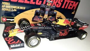 Bburago-Red-Bull-Racing-RB15-Honda-Max-Verstappen-1-24-Winner-Austrian-GP-2019