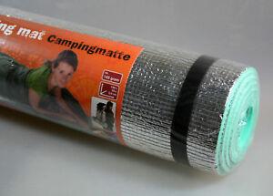 esterilla sueño maletero alfombrilla yoga con Thermo-espalda de alumin... 2x camping esterilla
