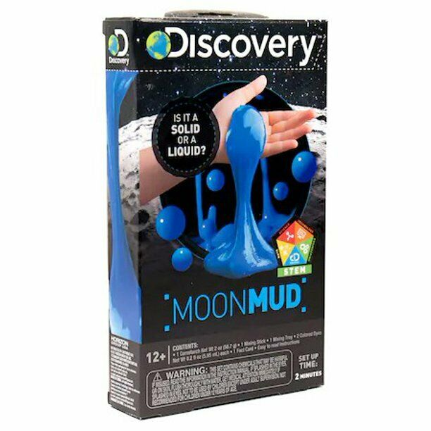 Discovery Moon Mud Science Kit
