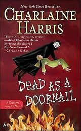 1 of 1 - Dead as a Doornail by Charlaine Harris Small Ppaerback 20% Bulk Book Discount