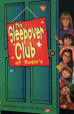 Very Good, The Sleepover Club at Rosie's, Impey, Rose, Book