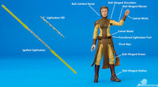 Bastila Shan Star Wars Black Series 20 EU Jedi KotOR Old Republic loose complete