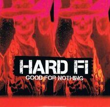 HARD-FI Good For Nothing CD Single Atlantic 2011 Promo