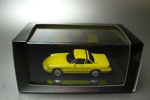 1990-Alfa-Romeo-Spider-Giallo-Ginest-Milena-rose-1-43-MR43104C-gg-40-pcs-lim