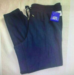 Women-039-s-Joylab-NWT-Mid-Rise-Fleece-Jogger-Dark-Blue-Retail-39-00-Size-X-Large