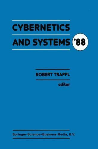 Cybernetics and Systems, 1988 Set, Pts. 1-2 (1988, Hardcover)
