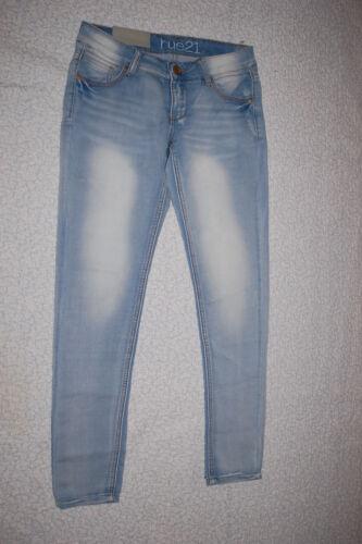 Junior Jeggings Basse Bleu Pr Taille Jeans 1Fdq7Y1