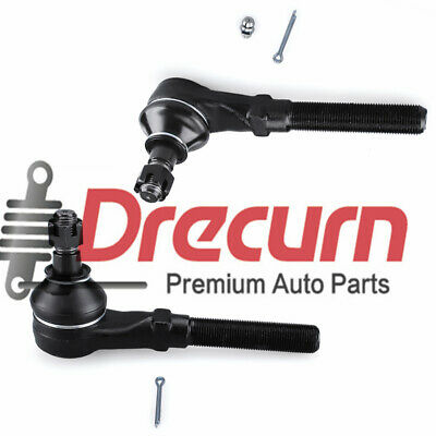 Front Inner Tie Rod Rack End Driver Passenger Each for Expedition Navigator F150