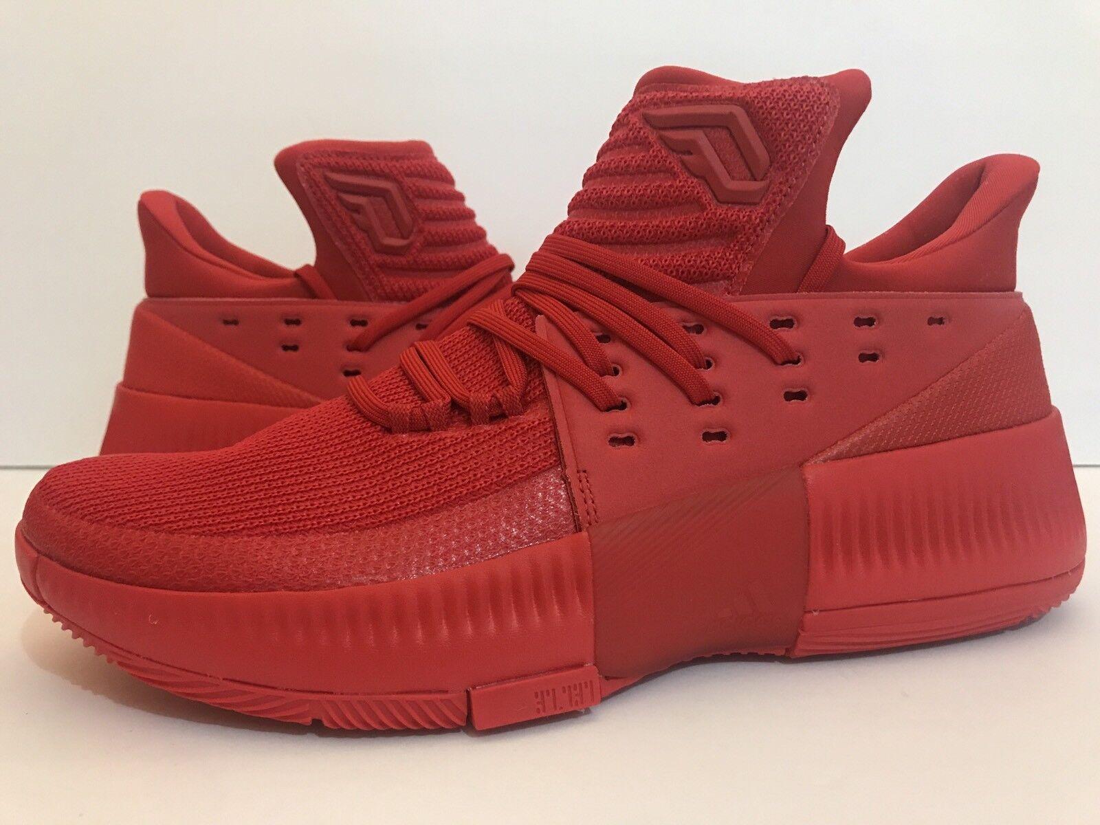Adidas NBA Dame Lillard lll Roots All Star BB8337 Sz 9 10.5