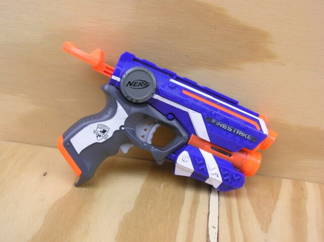 NERF N strike Elite Firestrike single shot blaster, Good working Condition.