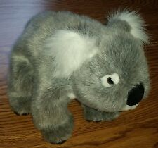 Realistic Koala Stuffed Animal Plush Australian Outback Very Cute Beanie Toy