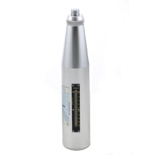 10~60Mpa Concrete Test Hammer HT-225 for Testing Resiliometer Test range