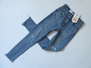 43567e38 NWT Levi's 721 Vintage High Rise Skinny in Blue Chaos Remastered ...
