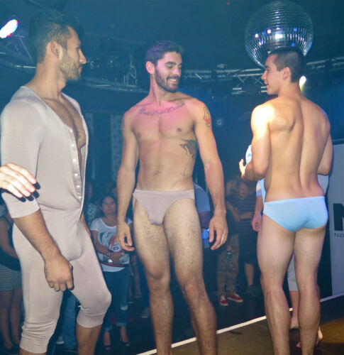 N2N Bodywear Men/'s Lounge Brief 3 Colors