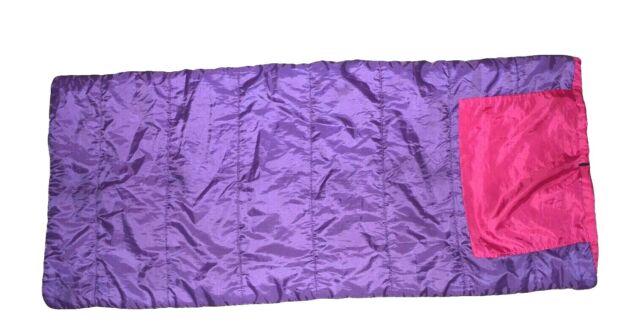 Kelty Kids Sleeping Bag Star Gazer Girls 45 degrees 60x 52