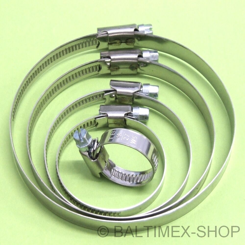 Stainless Steel Hose Clamps Hose Clamp Hose Clips Stainless A4 Water Pump