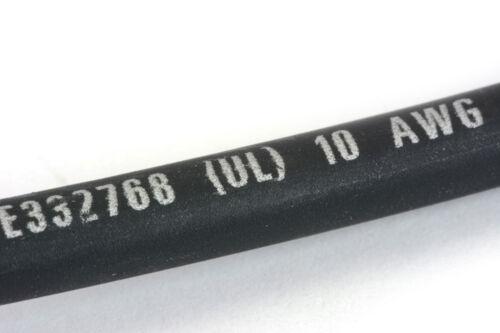 10 AWG PANNEAU SOLAIRE FIL 250/' Câble d/'alimentation Underwriters Laboratories 4703 EN CUIVRE Made In USA PV Gauge
