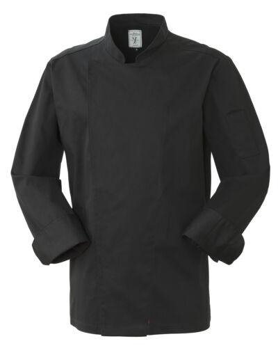 Divisa Giacca Uomo Cuoco Chef Bar Ristorante Nera Angiolina Anton Made In Italy