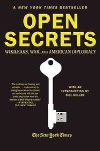 Open-Secrets-WikiLeaks-War-and-American-Diplomacy-by-New-York-Times-Staff-2011-Paperback-New-York