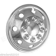 "16"" Single Van Chrome Wheel Trim Motorhome American Style Hub Cap x1 Replacement"