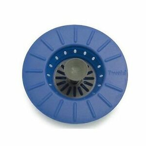 Tovolo Collapsible Silicone Sink Stopper Amp Strainer