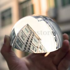 100mm Large Magnifying Glass Paperweight Dome Magnifiers Semi-Round Crystal Ball