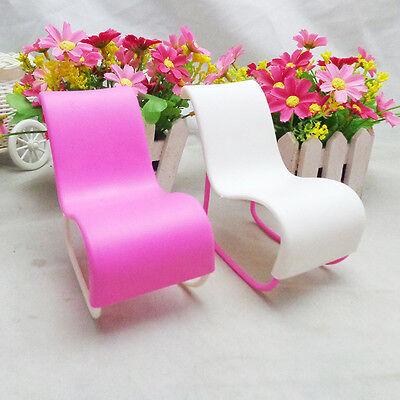 silla de oscilación de la muñeca 1x SweetDream casa para los muebles de Barbie