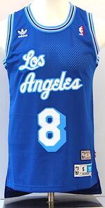 Kobe Bryant Los Angeles Lakers Blue Soul Swingman #8 Throwback ...