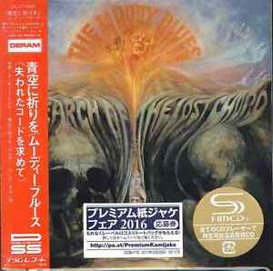 MOODY-BLUES-IN-SEARCH-OF-THE-LOST-CHORD-JAPAN-MINI-LP-SHM-CD-Ltd-Ed-G00