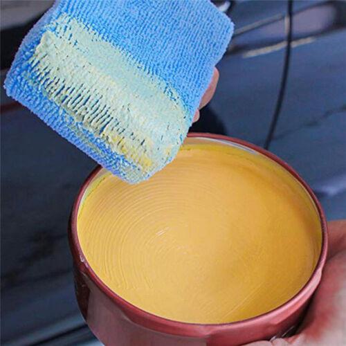 5x Car Microfiber Applicators Sponges Cloths Microfibre Hand Wax Polishing Pa LL