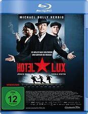 Hotel Lux [Blu-ray] von Haußmann, Leander | DVD | Zustand sehr gut