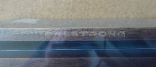 DALSTRONG Handcrafted Acacia Wood Holder Base for Sharpening Stones