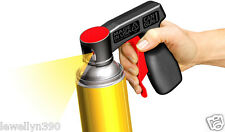Can Gun Aerosol Spray Can Handle With Full Grip Trigger   02012 NEW