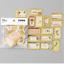 Korea-Diary-Label-Stickers-Cartoon-Cute-Scrapbooking-DIY-Stickers-Tags-Decor 縮圖 8