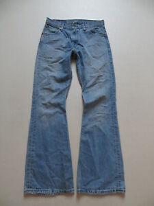 Levi's 516 Schlag Jeans Hose, W 32 /L 34, RAR ! Schlaghose mit KULT Waschung !