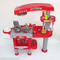Kinderküche Kinder Küche NEU Zubehör Töpfe Geschirr Backofen Küchen Spielküche