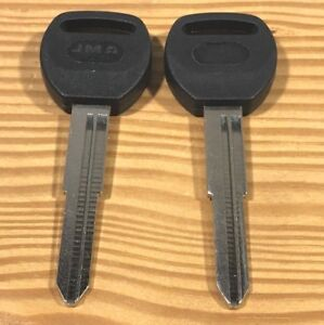 ihave Key Blank for Honda Dash NSR Motorcycle Left Short