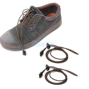 Elasticated Shoe Laces With Toggle