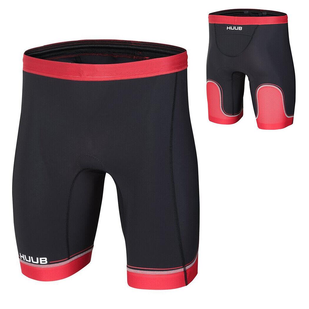 HUUB Core Triathlon Shorts Mens Swimming Running Tri Swim Sizes XS-XXL