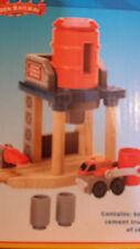 Thomas & Friends Wooden Railway SODOR CEMENT WORKS Learning Curve 2005 3+ NIB