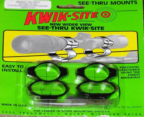 KWIK SITE SEE THRU SCOPE MOUNT BROWNING A BOLT