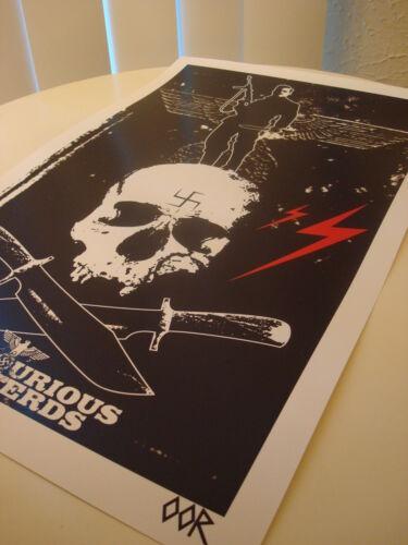"Inglourious Basterds 24/"" x 36/"" movie Poster Print"
